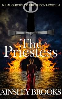 The Priestess Book Cover