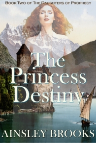 The Princess Destiny Book Cover